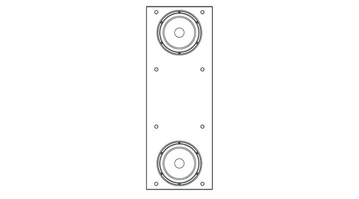 Dipole Low Frequency Loudspeakers